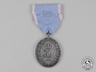 Westphalia, Kingdom. A Rare Military Honour Medal 1809