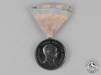 Bavaria, State. A Civil Merit Medal, by Losch, c.1890