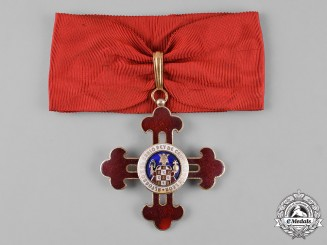 Spain, Franco Period. A Civil Order of Alfonso X the Wise, Commander c.1950