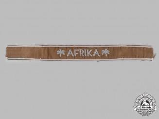 Germany, DAK. A German Africa Corps (DAK) Cuff Title