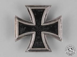 Germany, Wehrmacht. A 1939 Iron Cross I Class by Deschler & Sohn