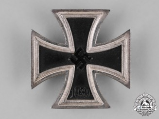 Germany, Wehrmacht. A 1939 Iron Cross I Class