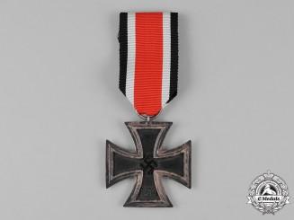 Germany, Wehrmacht. A 1939 Iron Cross II Class by Gustav Brehmer