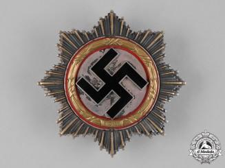 Germany, Wehrmacht. A German Cross in Gold, by Deschler & Sohn