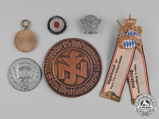 Germany. A Lot of German Badges & Insignia
