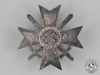 Germany, Wehrmacht. A War Merit Cross, First Class with Swords, by Deschler & Sohn