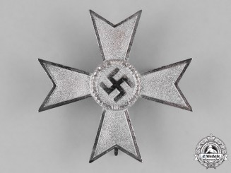 Germany, Wehrmacht. A War Merit Cross, First Class, by Friedrich Orth