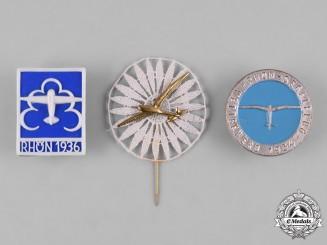 Germany, Third Reich. A Lot of Third Reich Period Glider Badges