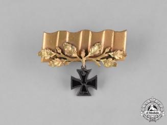 Germany, Weimar Republic.  An Iron Cross Patriotic Sweetheart Pin