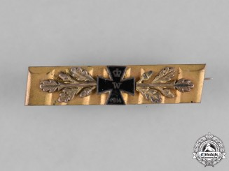 Germany, Weimar Republic. A Patriotic Iron Cross Sweetheart Pin 1914