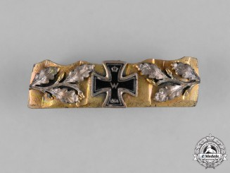 Germany, Weimar Republic. A Patriotic Iron Cross Sweetheart Pin