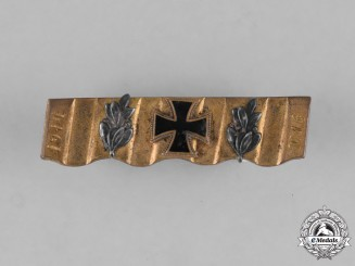 Germany, Weimar Republic. A First War Patriotic Sweetheart Pin 1916