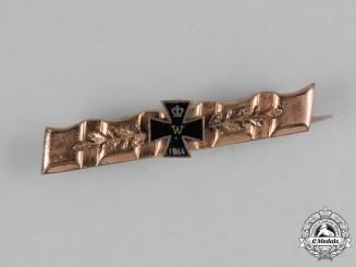 Germany, Weimar Republic. An Iron Cross Patriotic Sweetheart Pin 1914