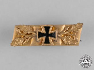 Germany, Imperial. A First War Iron Cross Patriotic Sweetheart Pin