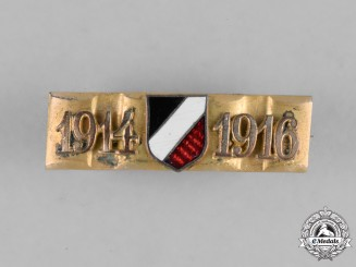 Germany, Imperial. A Patriotic Sweetheart Pin
