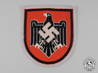 Germany, Third Reich. A 1936 Breast Insignia for the German Olympic Team