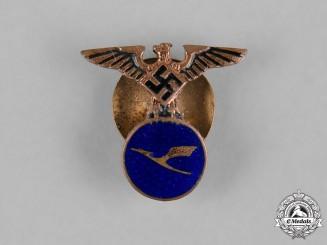 Germany, Luftwaffe. A Luftwaffe Employee Boutonniere