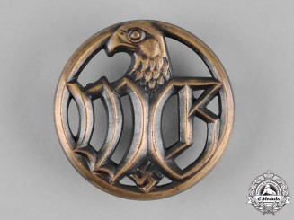 Germany, Wehrmacht. A Wehrmachtsgefolge Membership Badge