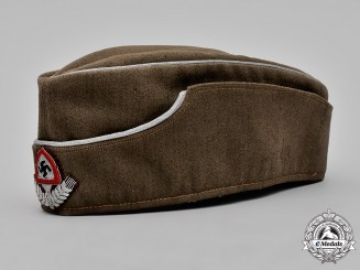 Germany, RAD. A National Labour Service Officers Overseas Cap
