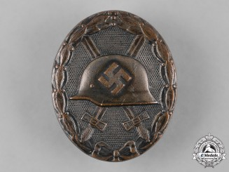 Germany, Wehrmacht. An Early Wound Badge, Silver Grade