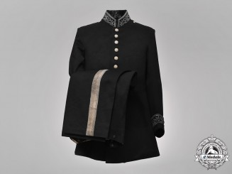 France, Vichy. A Vichy Diplomatic Dress Uniform, by H. Givord