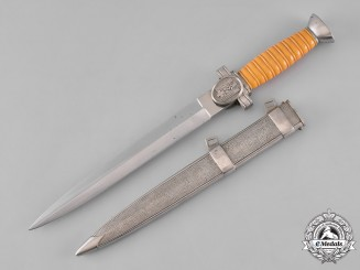 Germany, DRK. A Red Cross Leader's Dagger