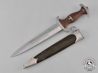 Germany, SA. A SA Dagger by H.A. Erbe AG, c.1938