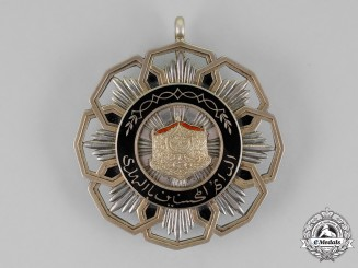 Brunei,  A Most Honourable Order of the Crown, Collar Badge, by Spink & Son, London, c.1958