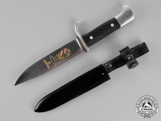 Germany. A 1935 National Party Day in Nürnberg Souvenir Knife