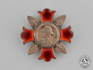 Japan. A Military Wound Badge, Type II