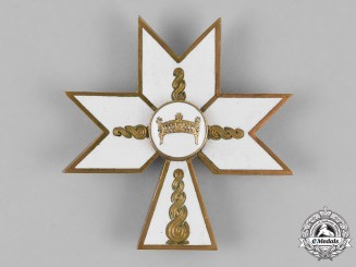 Croatia. An Order of the Crown of King Zvonimir, 2nd Class