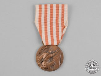 Italy, Kingdom. A Medal for the Campaign Against France 1940