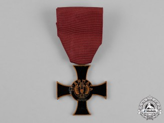 Italy, Kingdom. A Second War Italian 11th Army Commemorative Cross