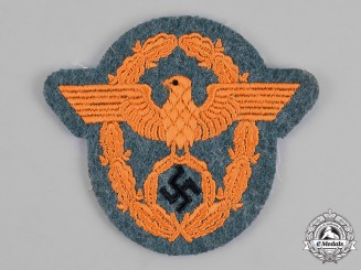 Germany. A Mint Gendarmerie Sleeve Eagle