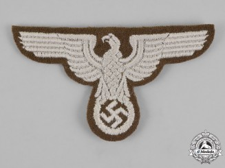 Germany. A Breast Eagle for Members of the Reichs Ministry for the Occupied Eastern Territories