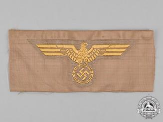 Germany. A Kriegsmarine Tropical Breast Eagle