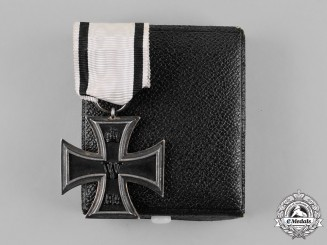 Prussia, State. An Iron Cross 1914 2nd Class, Non-Combatant, by G.G. Laykauf
