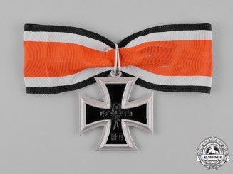 German Republic. A Knight's Cross of the Iron Cross 1939, Alternative 1957 Version, Early Version, by S.&L.