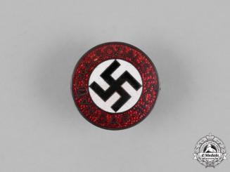 Germany. A NSDAP Party Member's Lapel Badge, by Karl Hensler