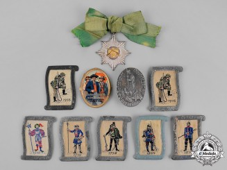 Germany. A Lot of First and Second War Period Insignia