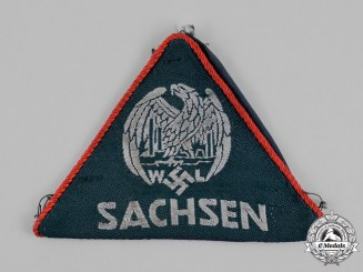 Germany. A Wehrmacht/Luftwaffe Sachsony Factory Protection Patch