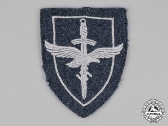 Germany, Luftwaffe. A Female Flak Helper Insignia