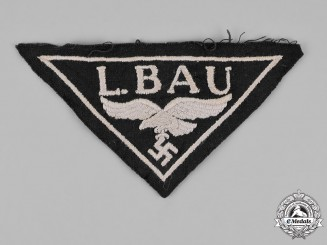 Germany, Luftwaffe. A Construction Crew Insignia