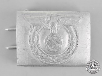 Germany, SA. A Home Guard Unit Belt Buckle, by Christian Theodor Dicke