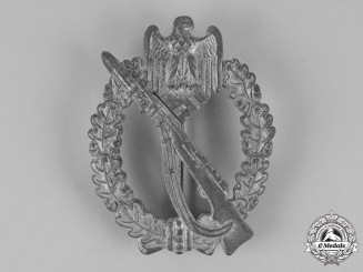 Germany, Wehrmacht. An Infantry Assault Badge, by Richard Simm & Söhne