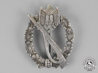 Germany, Wehrmacht. An Infantry Assault Badge, by Josef Feix und Söhne