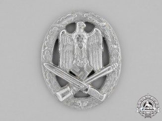 Germany, Wehrmacht. A German General Assault Badge