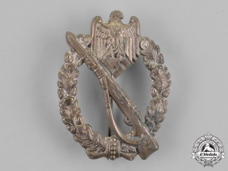 Germany, Wehrmacht. An Infantry Assault Badge