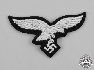 "Germany, Luftwaffe. A Paratroop Panzer Division ""Hermann Göring"" Cap Eagle"