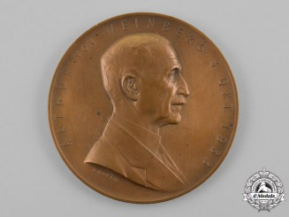 Germany, Republic. A Commemorative 50-Year Award for Labour in the German Industry and Science